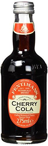 Fentimans Cherry Cola, 12er Pack, EINWEG (12 x 275 ml)