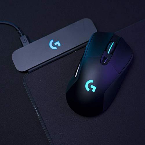 LogicoolGゲーミングマウスパットPOWERPLAY無線充電対応G502WL/G-PPD-002WLr/G903h/G703h/ハード&クロス2種類のマウスパット同梱G-PMP-001国内正規品