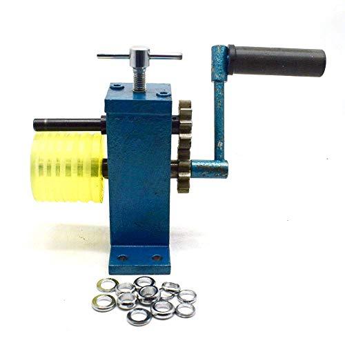 HYLH Ring Biegemaschine Schmuck Rollmaschine für Armband Ohrringe Anhänger Formen Herstellung