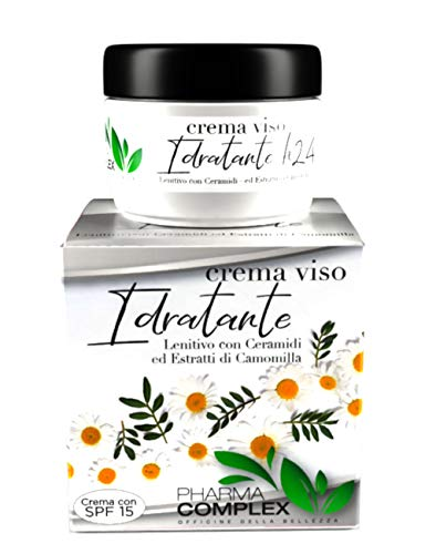 PHARMA COMPLEX Crème visage hydratante 50 ml
