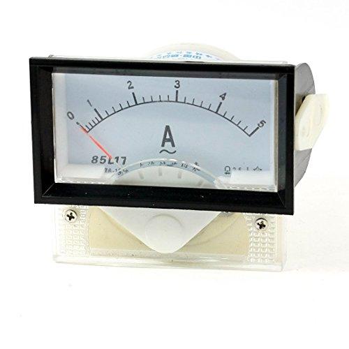 85L17 0-5 A AC 70 mm x 40 mm, Analog Ampere Amperemeter Panel Meter Messgerät de