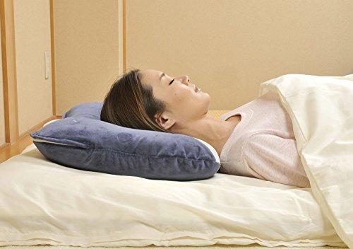 MAGDOCTOR(マグドクター)磁気枕まぐ眠(ネイビー)