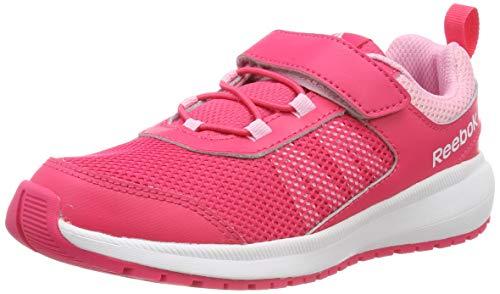 Reebok Road Supreme Alt, Zapatillas de Deporte para Niñas, Multicolor (Twisted Pink/Light Pink/White 000), 30 EU
