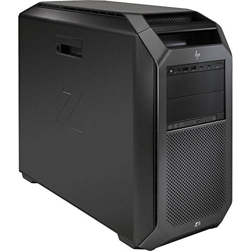 New HP Z8 G4 Workstation 2X Silver 4110 Eight Core 2.1Ghz 256GB RAM 1TB SSD Quadro P4000 Win 10 (Ren...