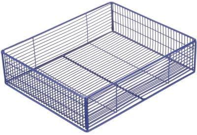 Marlin Steel Max 62% OFF Plain Display Max 40% OFF Basket Blue x 2 14