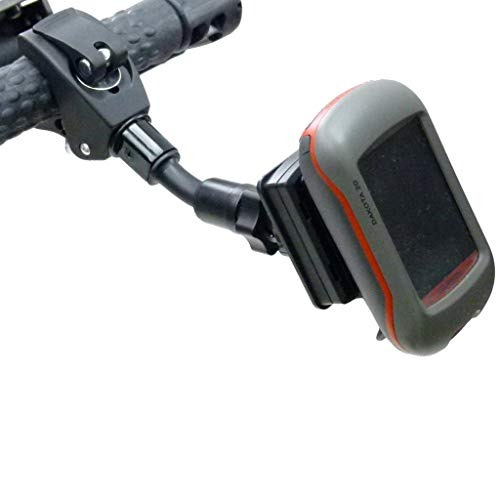 Buybits Compact Quick Fix Réglable Support Chariot Golf pour Garmin Oregon 300 400c 400i 400