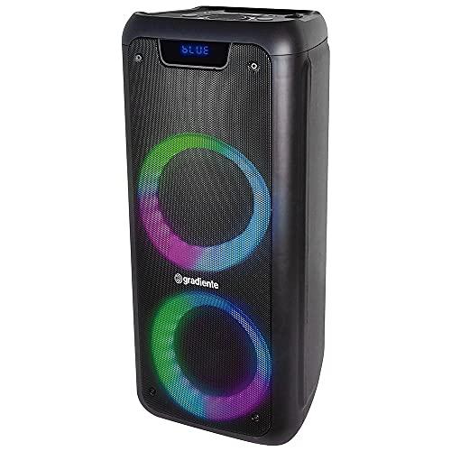 Caixa de Som Amplificada Gradiente Extreme Colors GCA201