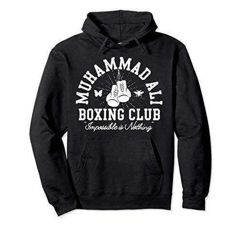 Muhammad Ali Boxing Club Hoodie