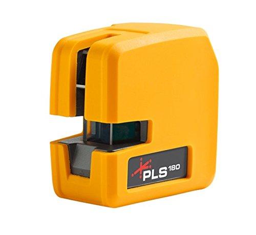 Nuevo nivel láser PLS180 rojo de 2 líneas PLS-60521N de Pacific Laser Systems