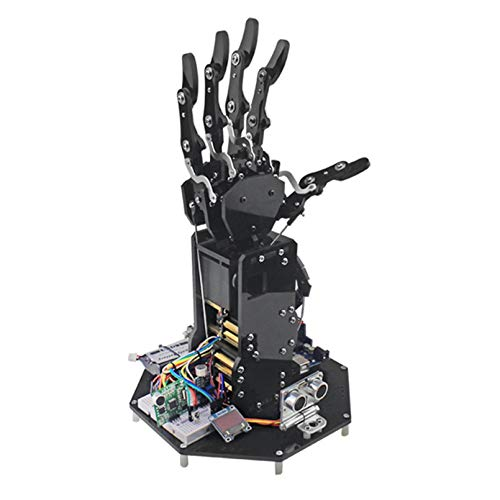 Diaozhatian The dexterous Palm Open Source kit has a Variety of...