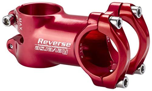 Reverse XC Vorbau 1 1/8 31.8mm 6° rot: Größe: 70mm