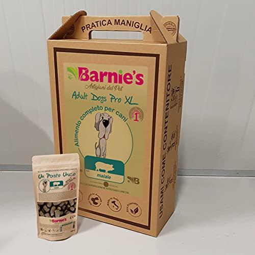 BARNIE'S Adult Pork Pro XL 12 kg – Alimentación para perros, pienso para perros