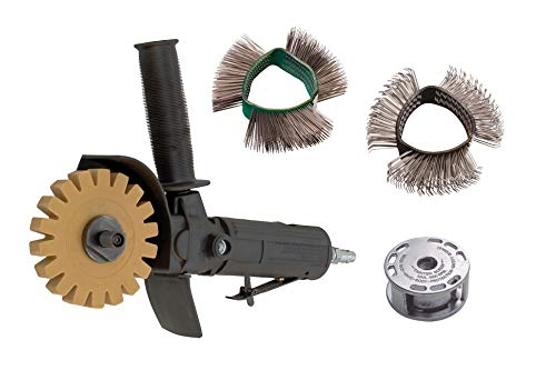 Elmag Druckluft-Werkzeugpaket Universal-Reinigungs- & Schleifgerät