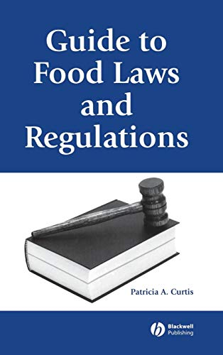 Guide to Food Laws and Regulations