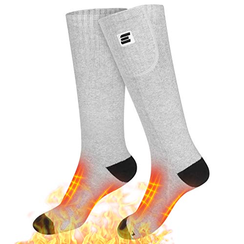 (50% OFF) Rechargable Heated Socks $21.49 – Coupon Code