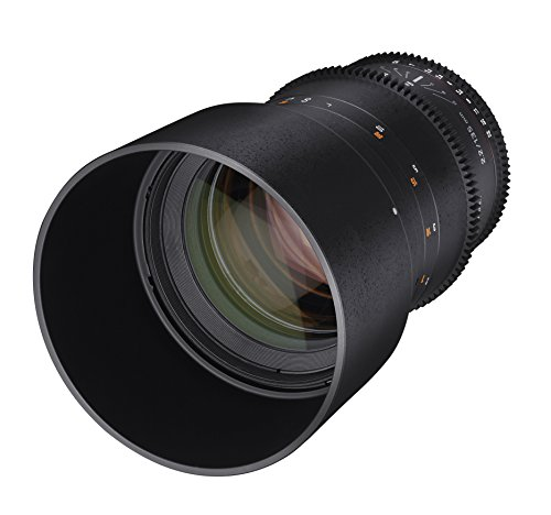Rokinon Cine DS 135mm T2.2 ED UMC Telephoto Cine...