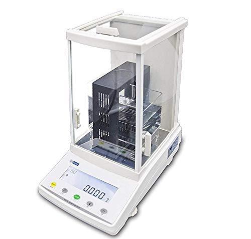 210g / 1 mg Densidad electrónico automático Gravedad Laboratorio Equilibrio Equilibrio Meter Densímetro Gravímetro Escala balanza analítica