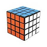 Cooja 4x4 Cube, Speed Cube Magic Puzzle Cubo Rompecabezas Brain Teaser...