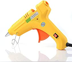 VCK 80 watt Professional Glue Gun with Glue-Flow Control Switch Indicator and 10 Glue-Sticks