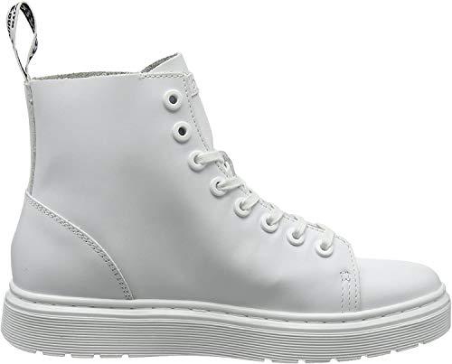 Dr. Martens Unisex-Erwachsene Talib Chukka Boots, Weiß (White Venice), 37 EU