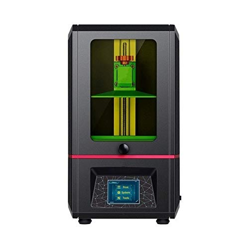 3D Printer Photon Plus Size 2K Screen Off-Line Print LCD 405nm Resin Desktop 3D Printer Kit (Color : PhotonAdd3L5F)