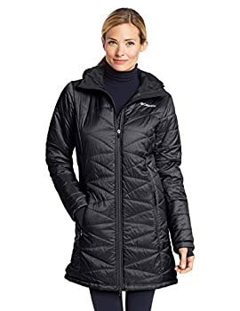 Columbia Women s Mighty Lite Hooded Jacket Tradewinds Grey X-Small
