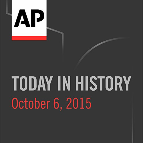 Today in History: October 06, 2016 cover art