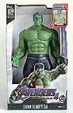YSJJEFB Action Figures 30 cm Juguete Endgame Sonido led luz superhéroe Thor Hulk Hierro Hombre acción Figura Modelo Juguete muñecas niño boygirl Regalo playsets (Color : A)