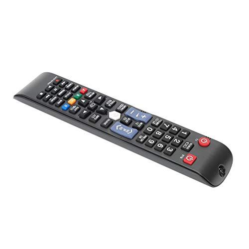 Tomanbery 1PCS Televisión Universal Controlador de TV inalámbrico de Alta sensibilidad Smart AA59-00790A Control Remoto portátil Compatible con UN46H6201AFXZA UN46H6203AF
