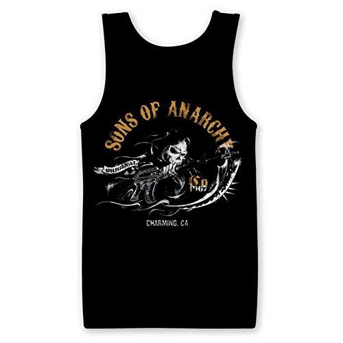 Officieel gelicenseerde Merchandise Zonen van Anarchie - Charmante Tank Top Vest