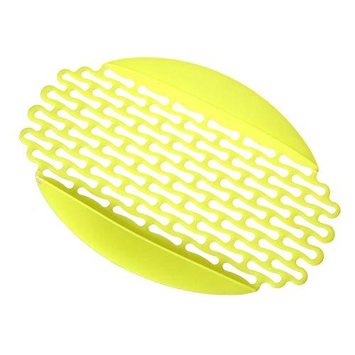 Hukailgs Cestas de filtro de silicona plegables Colador plegable Juego de colador de cocina Lavadora Tazón para drenar frutas vegetales cocina colador tazón cullender tamiz plástico-D