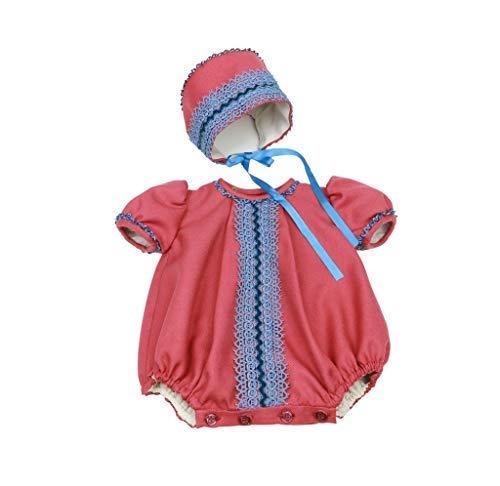 Conjunto para Bebe niño niña Dos Piezas, Pelele y Capota (Desde 1 Mes a 12 Meses)