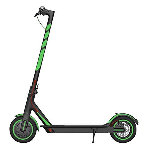 Pegatinas reflectantes para scooter eléctrico, PVC, impermeable, autoadhesivas, película reflectante nocturna, para...