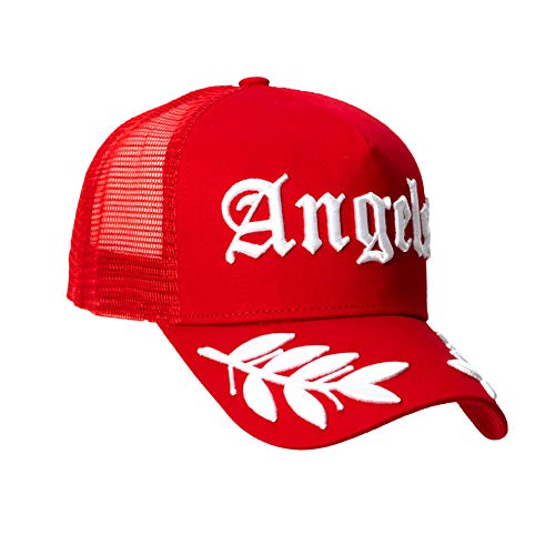 Chiccheria Brand Trucker Cap Herren Caps Damen 'Angels' BEKANNT AUS GQ, Baseball Snapback OneSize Einheitsgröße Fashion Style