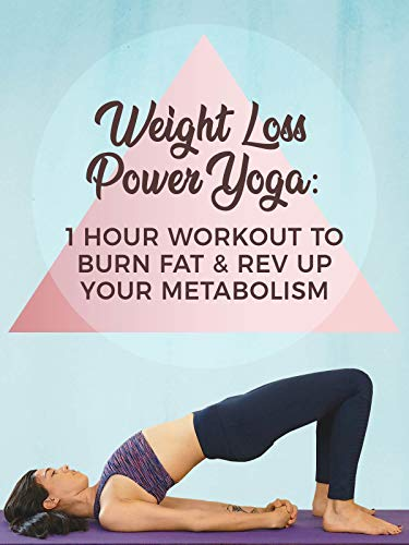 Weight Loss Power Yoga - 1 Hour Workout to Burn Fat and Rev Up Your Metabolism with Julia Marie