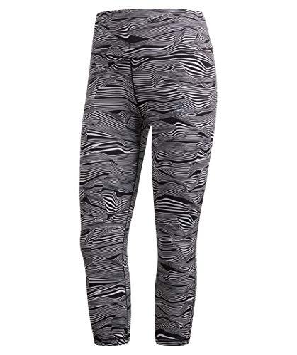adidas Performance Ultimate Collant d'entraînement à manches 3/4 pour femme Noir Taille XS
