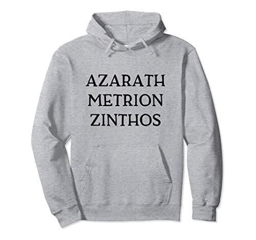 Azarath Metrion Zinthos Anime Comics Super Heroes Sudadera con Capucha