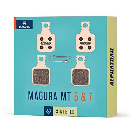 Alphatrail Pastillas de Freno - Magura Typ 8 MT5 & MT7 I...