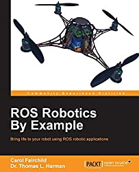 Top 10 Robot Operating System (ROS) Books - The Construct
