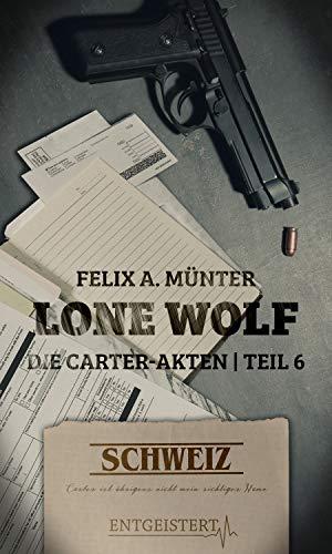 Lone Wolf (Die Carter-Akten 6)