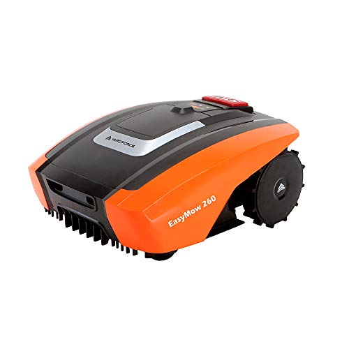 Yard Force EasyMow 260 Robotic Lawnmower for Gardens Up to 260 m²...