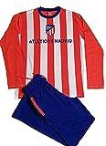 Atletico Pijama Algodón Madrid 12 años - L (12 años)