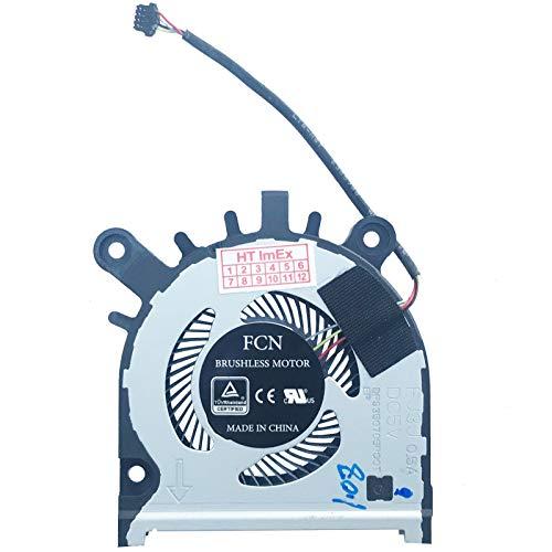 (Left Version) Fan Cooler Compatible with Acer Swift 3 SF314-51, Model: DFS350705PQ0T-FJ3J