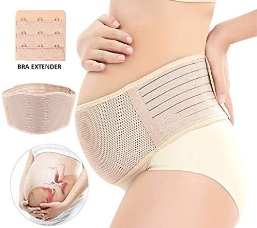 Maternity Belt, Pregnancy Support Belt, Back Support Protection- Breathable...