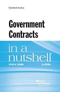 Paperback Government Contracts in a Nutshell (Nutshells) Book