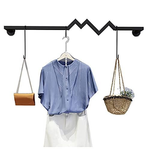 HGJINFANF Perchero para colgar ropa, para colgar ropa, bufandas, ropa...