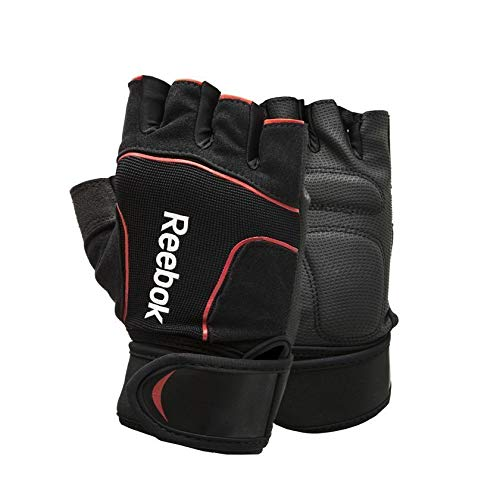 Reebok Unisex Training Lifting Gloves (L)