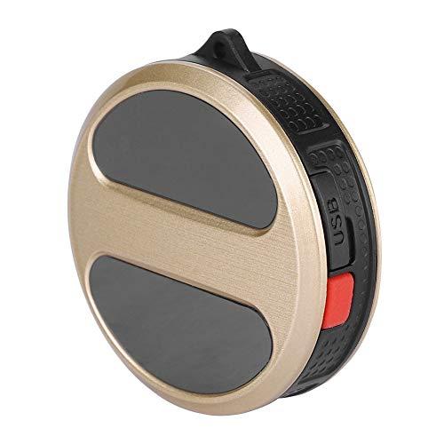 Localizador GPS de Seguimiento GPS Mini Tracker, Control Remoto inalámbrico Localizador GPS Mini GPS gsm SOS Tracker para Coche Niño Mascota Anciano Seguimiento de vehículos