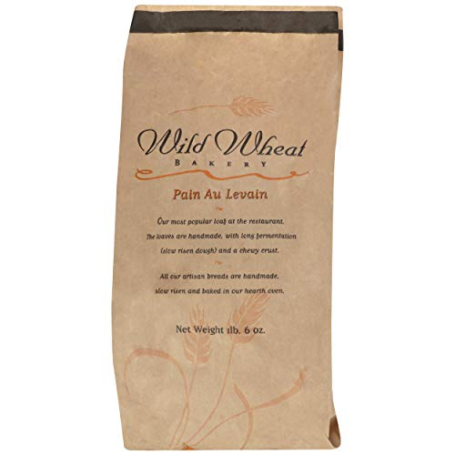 Wild Wheat Bakery, Pain Au Levain, 10 Ounce