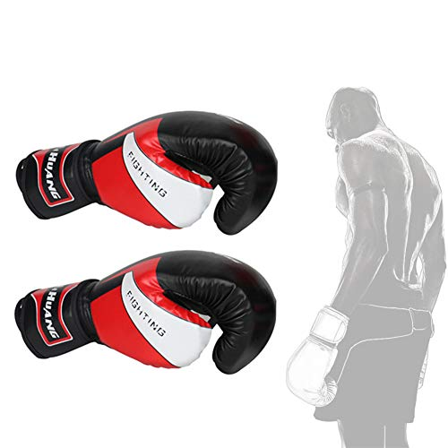 LEDDP Boxing Gloves Mens Womens Boxing Gloves Twins Boxing Gloves Sparring...